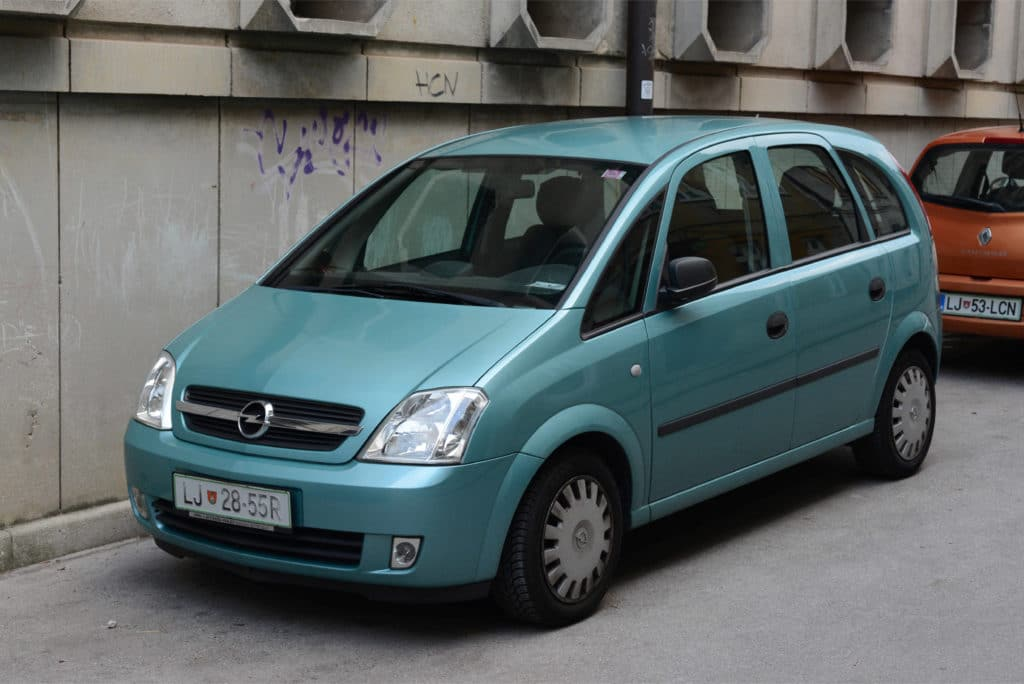 Opel Meriva A 1.6