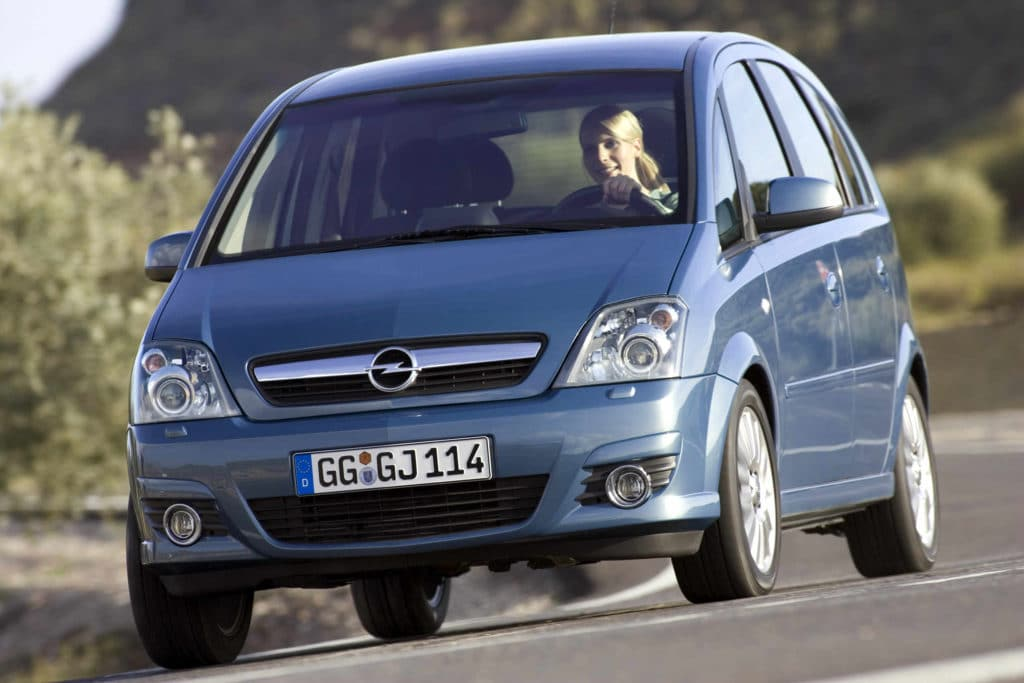 Opel Meriva A 1.8