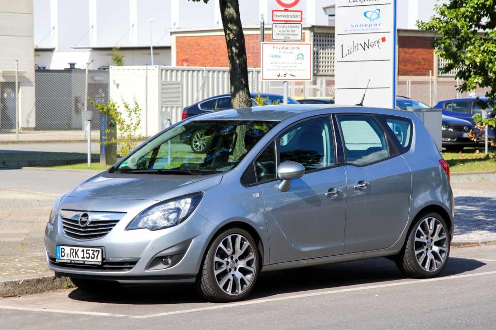 Opel Meriva B 1.7 CDTi