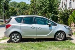 Service Infos zum Opel Meriva