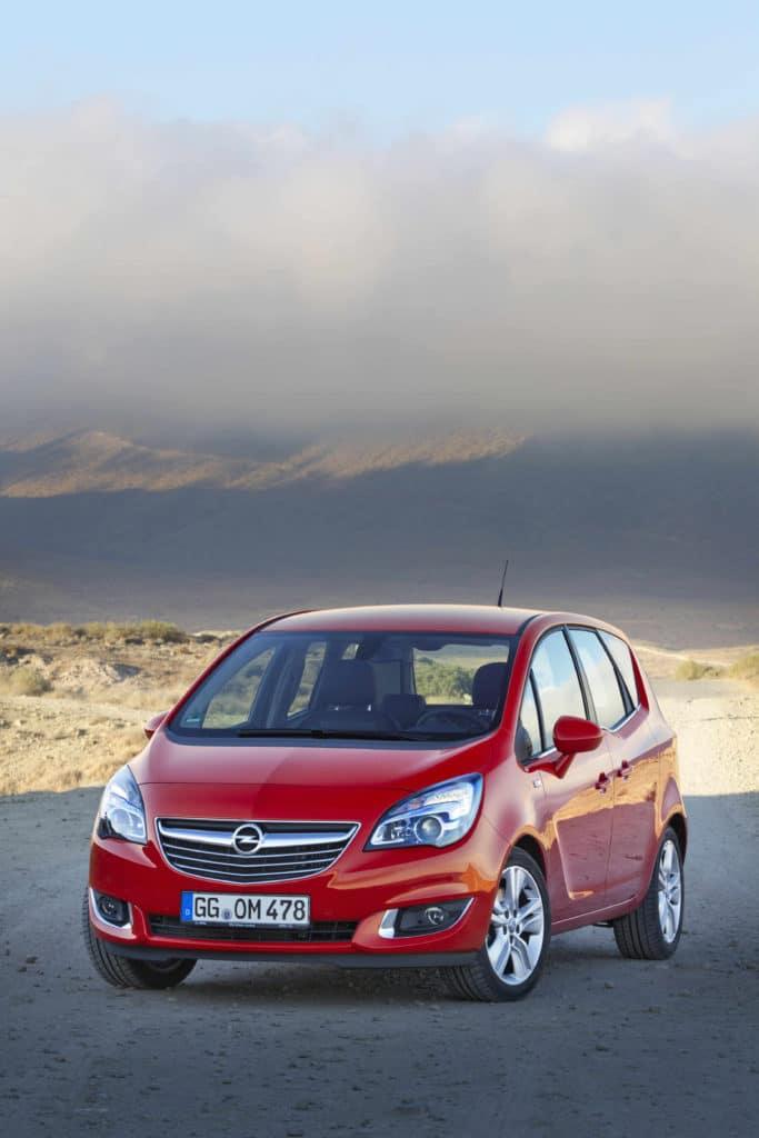 Unterschiedliche Zahnriemenwechselintervalle beim Opel Meriva