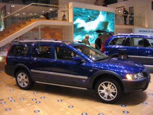Infos zu Serviceleistungen beim Volvo V70