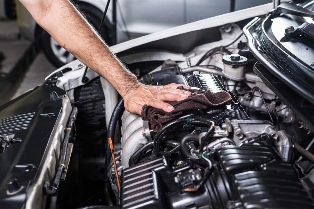 Inspektionen beim Ford Ka können in allen Kfz-Meisterbetrieben erfolgen
