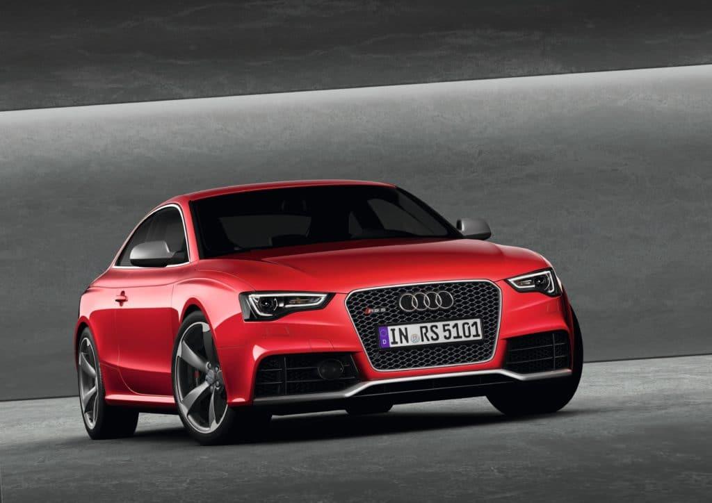 Audi A5 Coupe (8T3), Audi A5 Cabriolet (8F7), Audi A5 Sportback (8TA)
