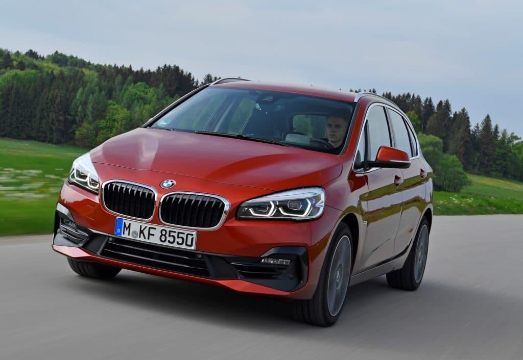BMW 2er Active Tourer (F45), BMW 2er Gran Tourer (F46)