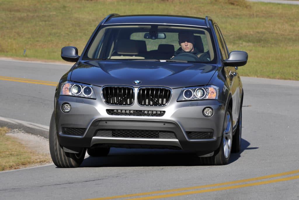 BMW X3 (F25)