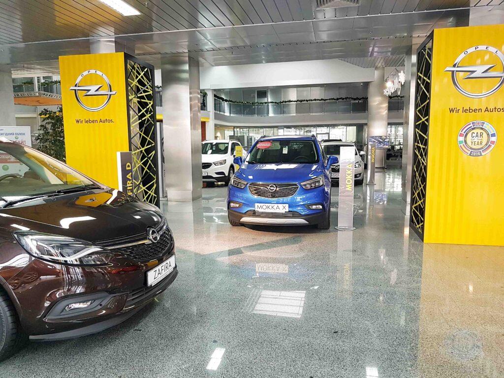 Inspektionen können beim Opel Mokka in allen Kfz-Werkstätten durchgeführt werden