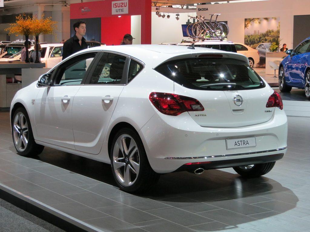 Opel  Astra J, Opel Astra J Caravan, Opel Astra J Stufenheck