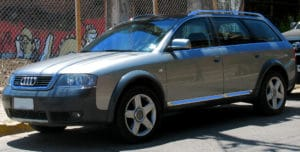 audi allroad quatto