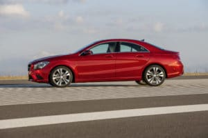 Mercedes-Benz CLA Coupe (C117), Mercedes-Benz CLA Shooting Brake (X117)
