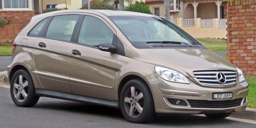 Mercedes-Benz B-Class (W245)