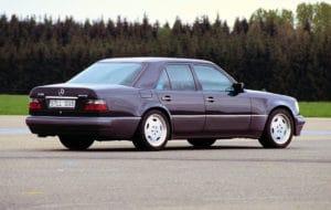 Mercedes-Benz E-Class (W124), Mercedes-Benz E-Class T-Model (S124), Mercedes-Benz E-Class Cabriolet (A124), Mercedes-Benz E-Class Coupe (C124)
