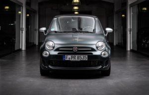 Inspektion bei einem Fiat 500