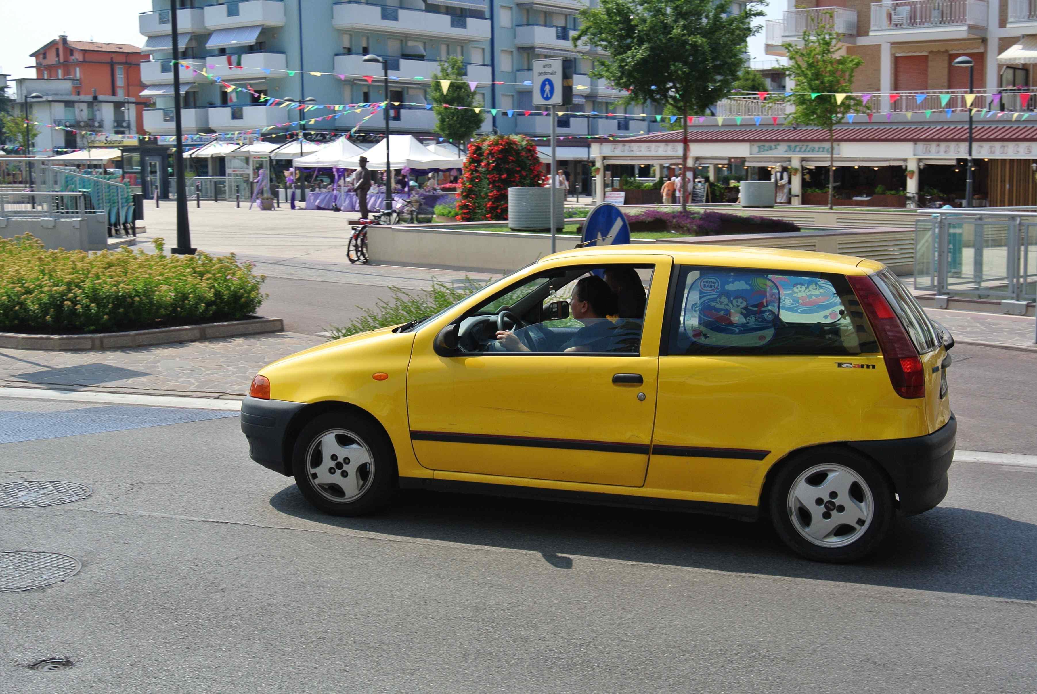 Fiat Punto 1.9 D