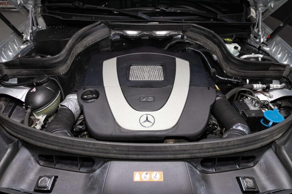 Je nach aktuellen Kilometerstand fallen verschiedene Wartungsarbeiten bei der Mercedes GLK-Klasse an