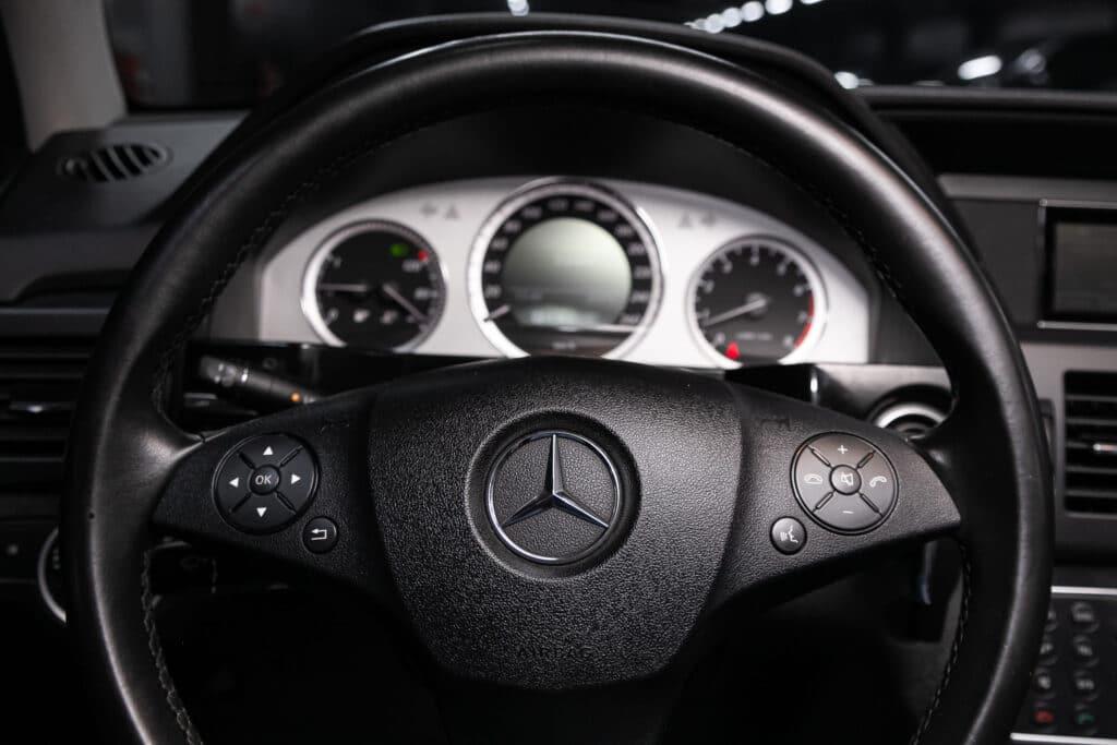 Die Inspektionsintervalle bei der Mercedes GLK-Klasse sind immer gleichbleibend