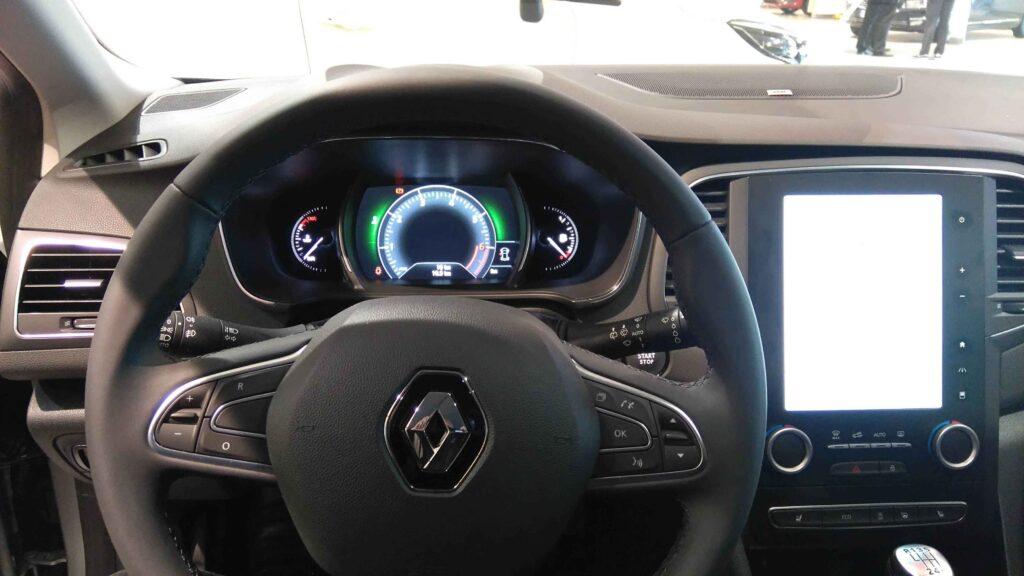 Die Inspektionsintervalle sind beim Renault Megane nach jeweils 12 Monaten vorgesehen