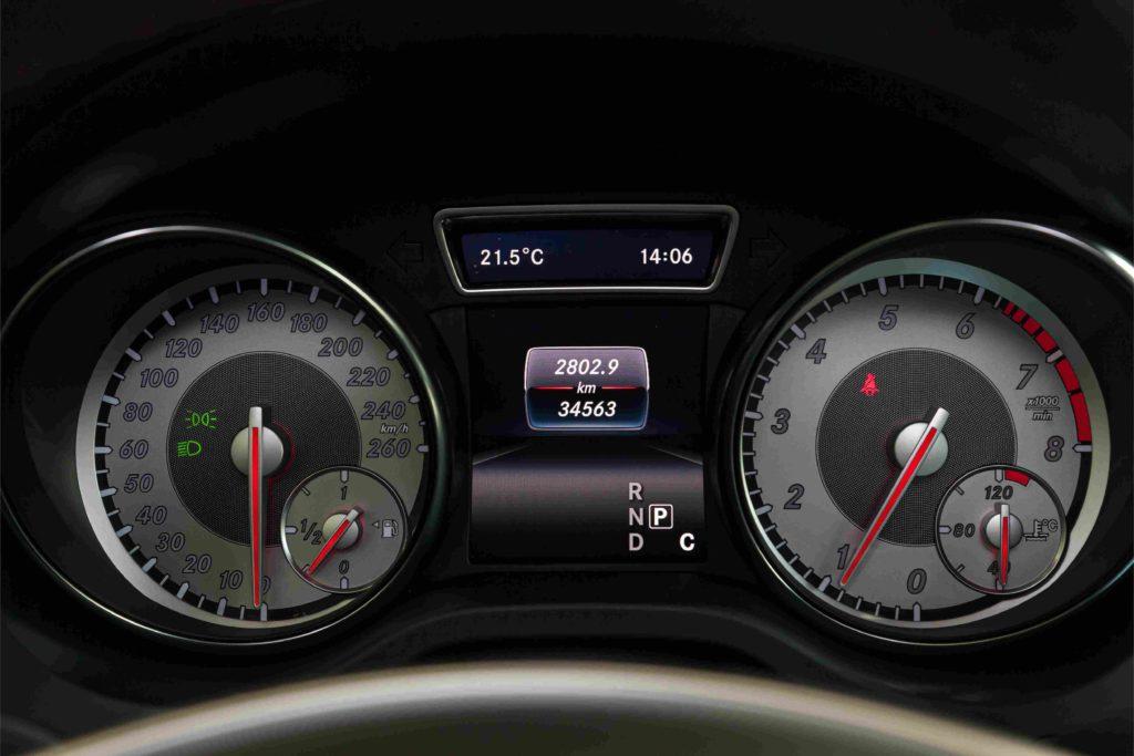 Bei der Mercedes GLA-Klasse gelten flexible Wartungsintervalle