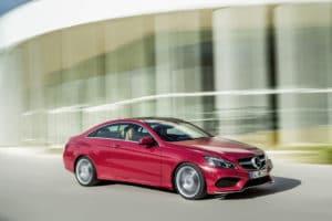 Mercedes-Benz E-Class (W212), Mercedes-Benz E-Class T-Model (S212), Mercedes-Benz E-Class Coupe (C207)