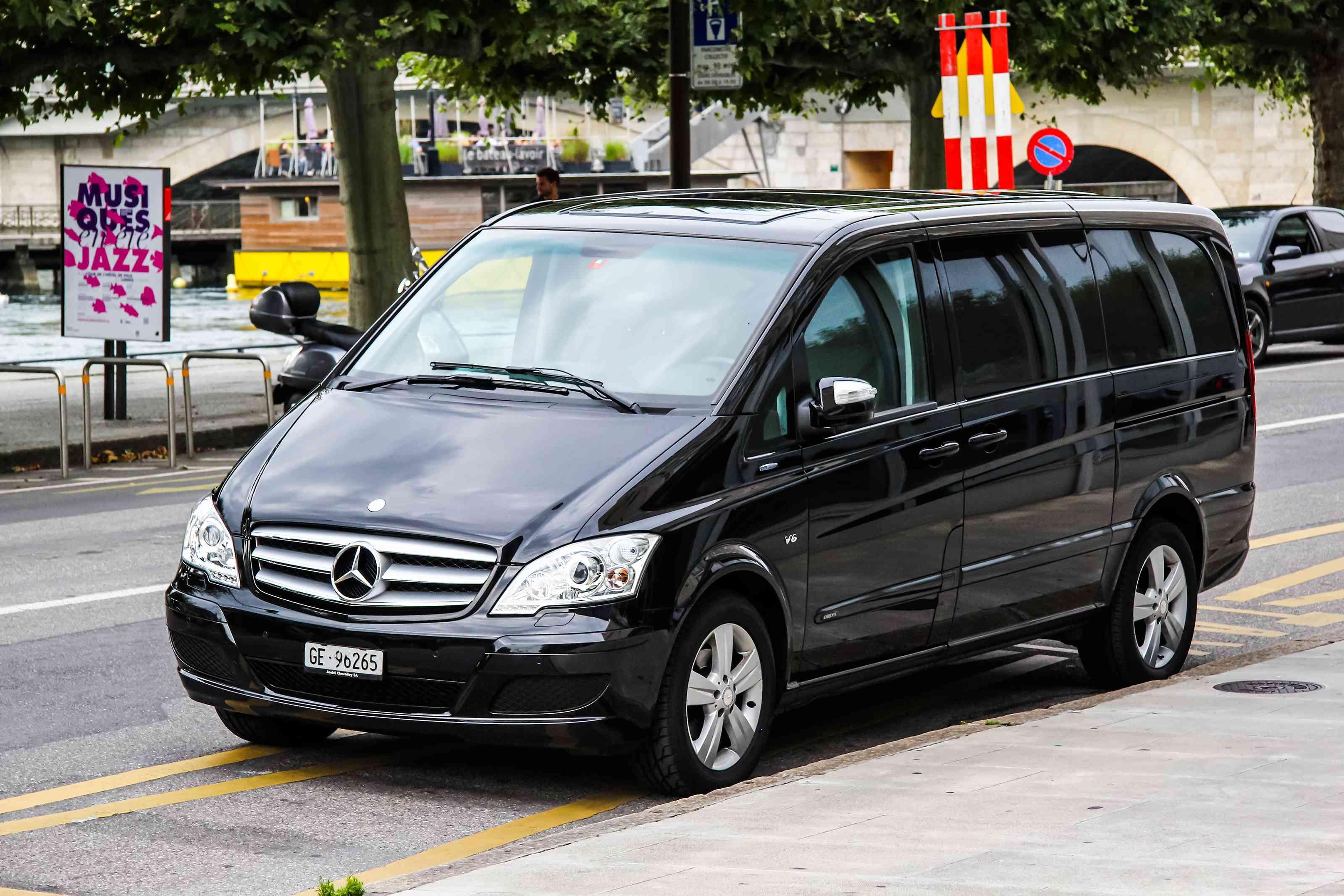 Mercedes Vito Tourer 119 CDI