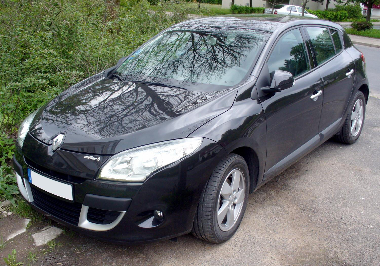 Renault Megane III 1.5 dCi