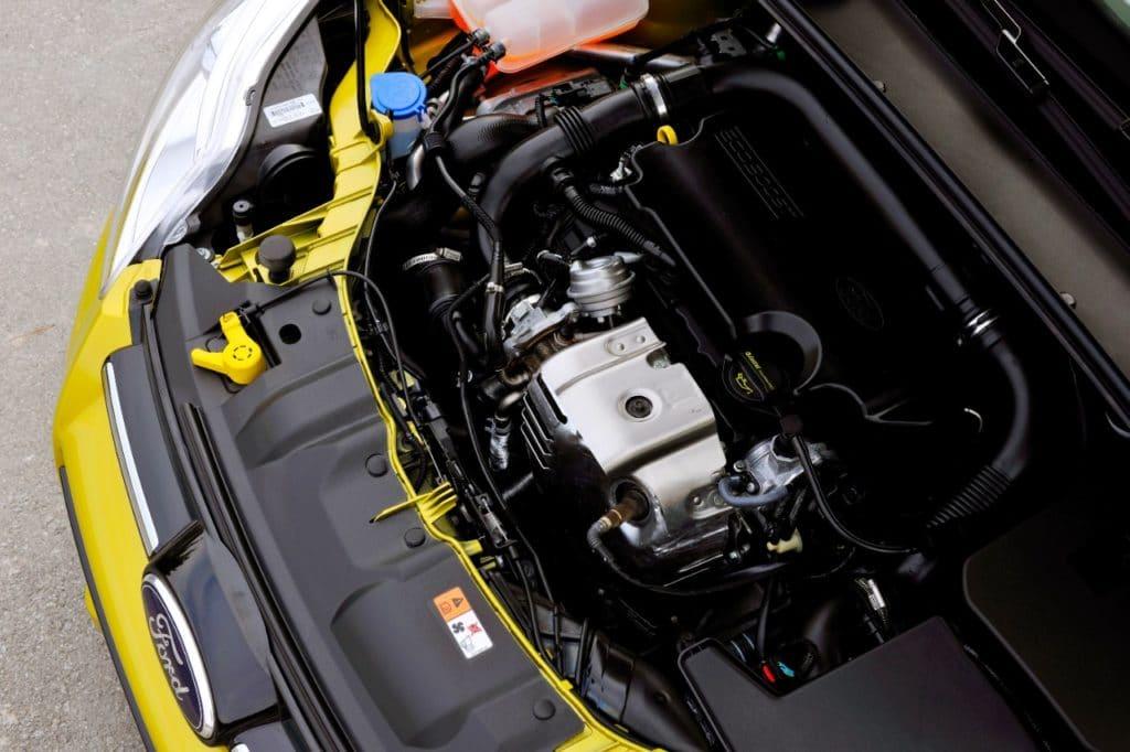 Der Zahnriemenwechsel beim Ford Ecosport erfordert einen unterschiedlich hohen Aufwand
