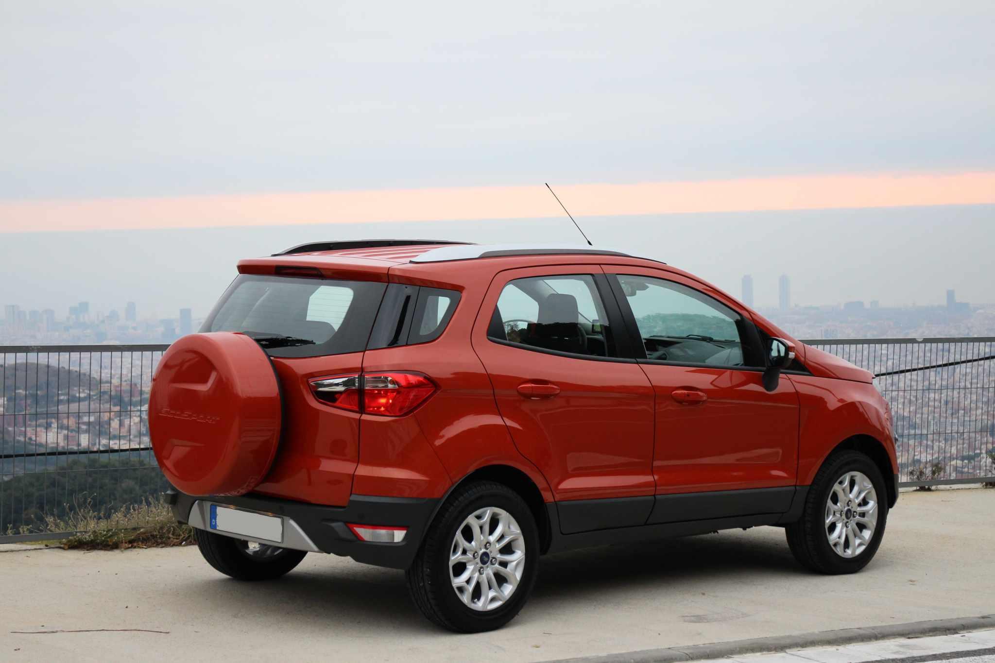 Ford Ecosport 1.5 ti