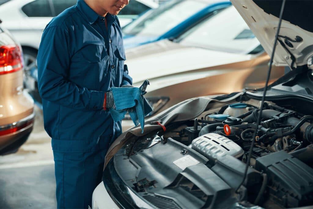 Inspektionen beim Hyundai ix20 können in allen Kfz-Werkstätten durchgeführt werden