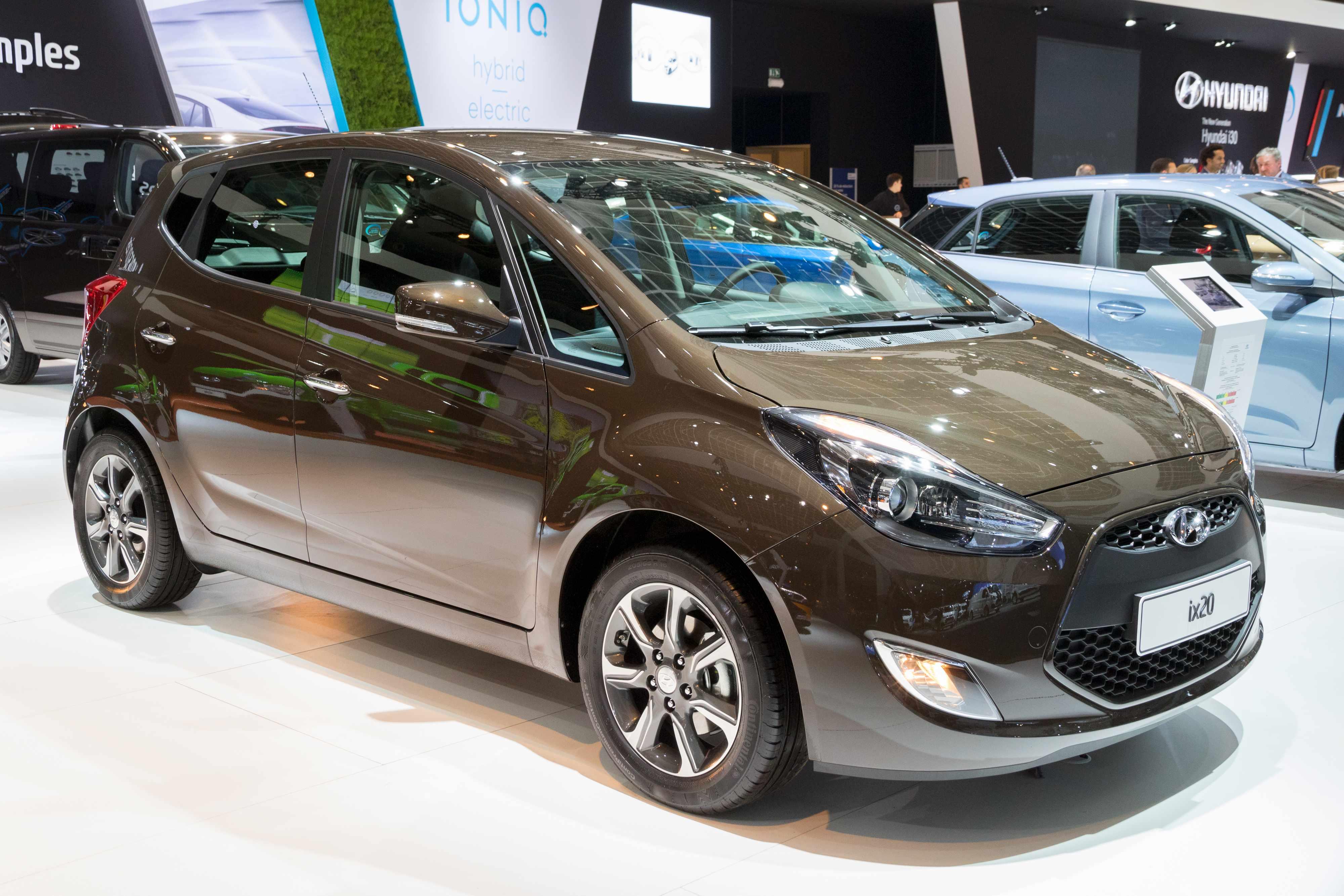 Hyundai ix20 1.4 CDRI