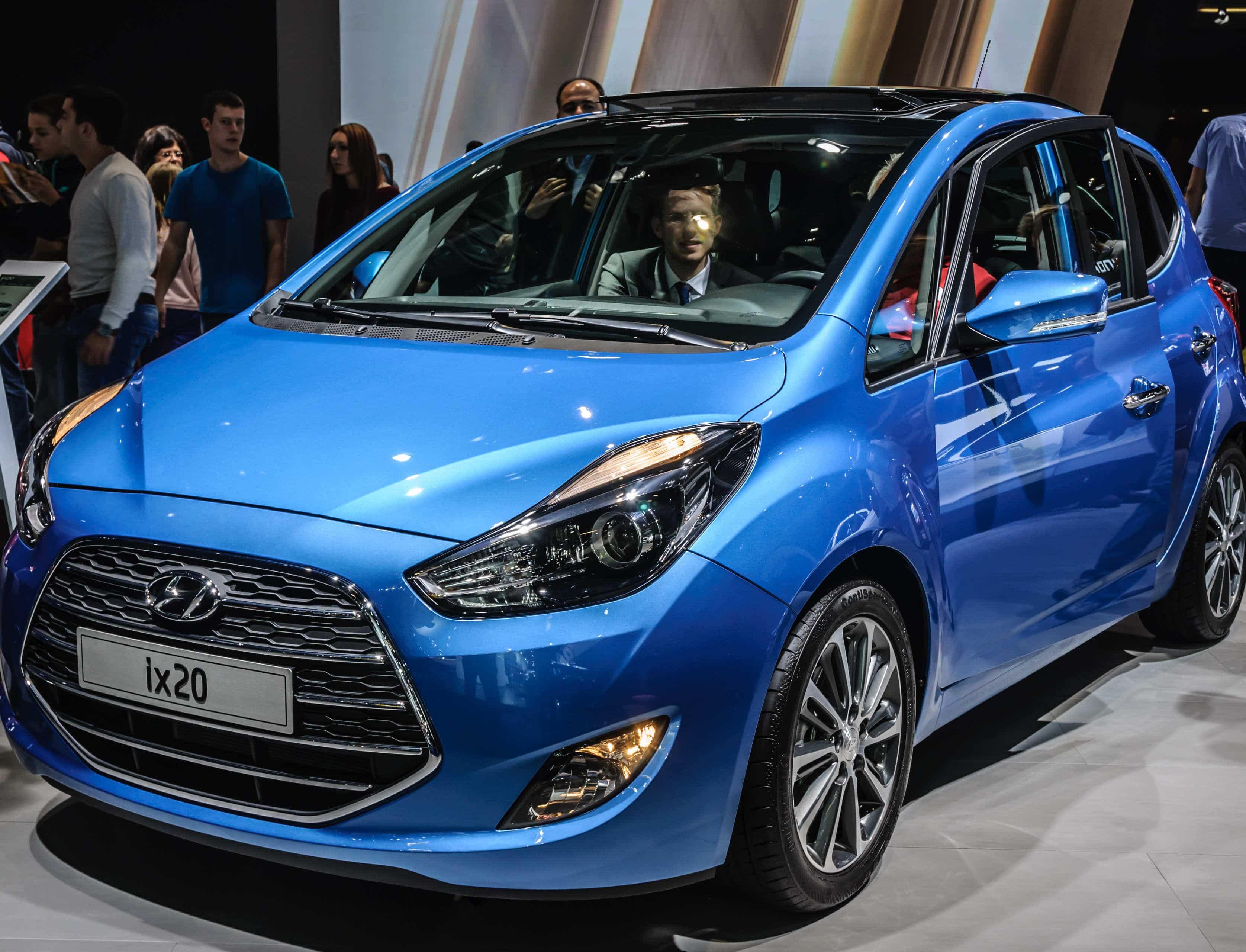 Hyundai ix20 1.6 CDRI