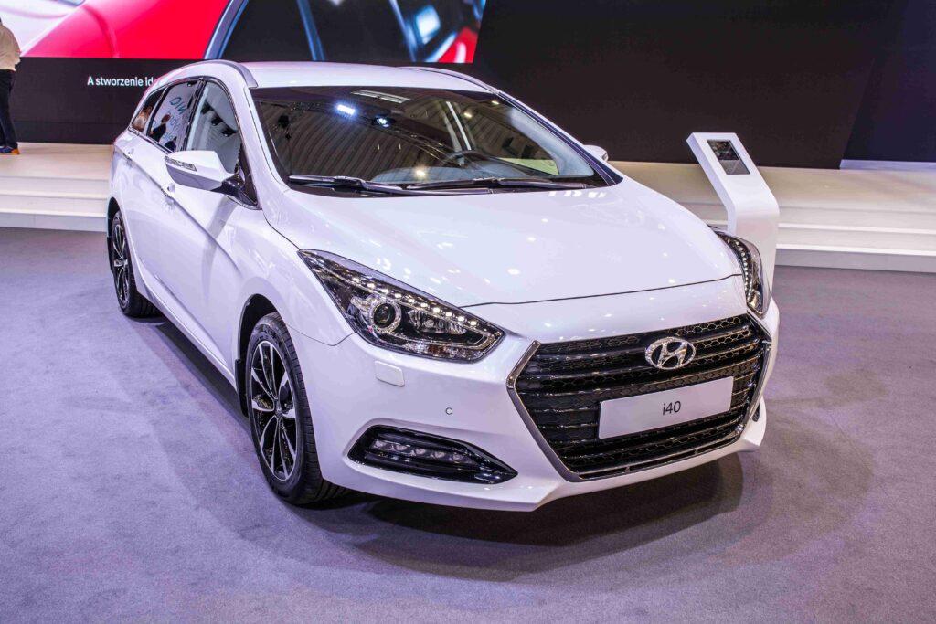 Durch die regelmäßigen Wartungen bleibt der Wert des Hyundai i40 lange erhalten