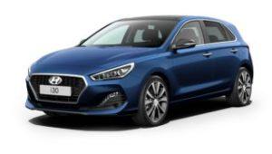 Hyundai i30 (PDE, PD), Hyundai i30 Fastback (PDE)