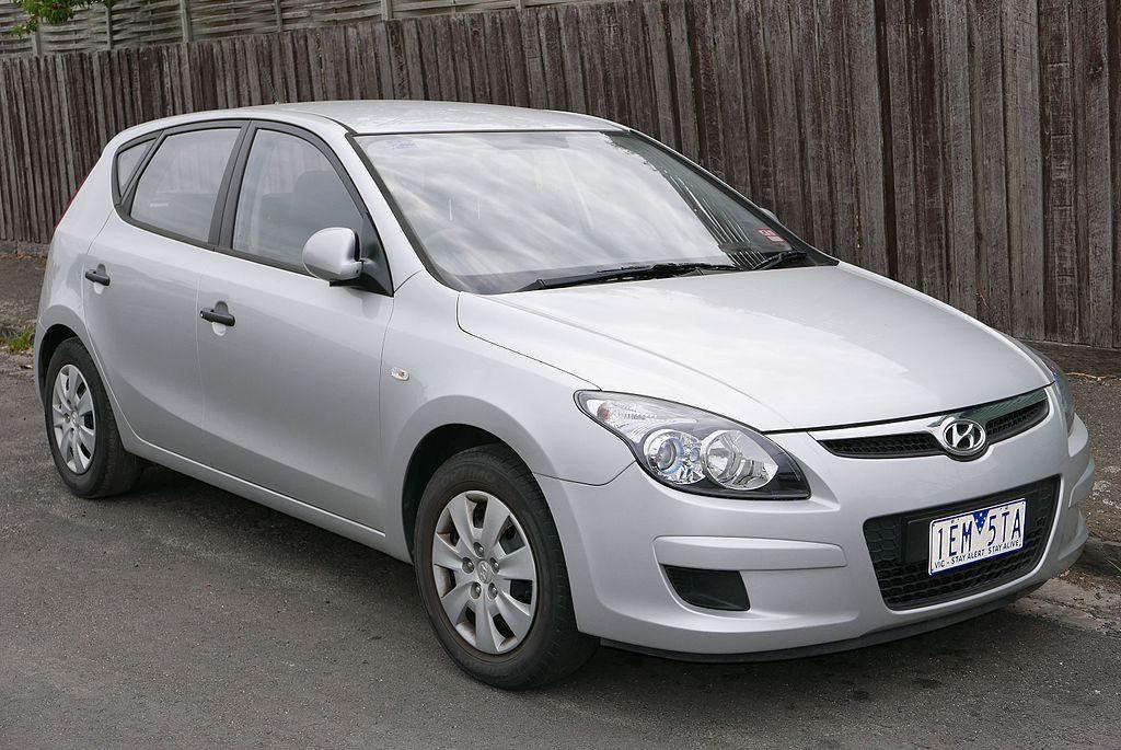 Hyundai i30 (FD), Hyundai i30 Kombi (FD)