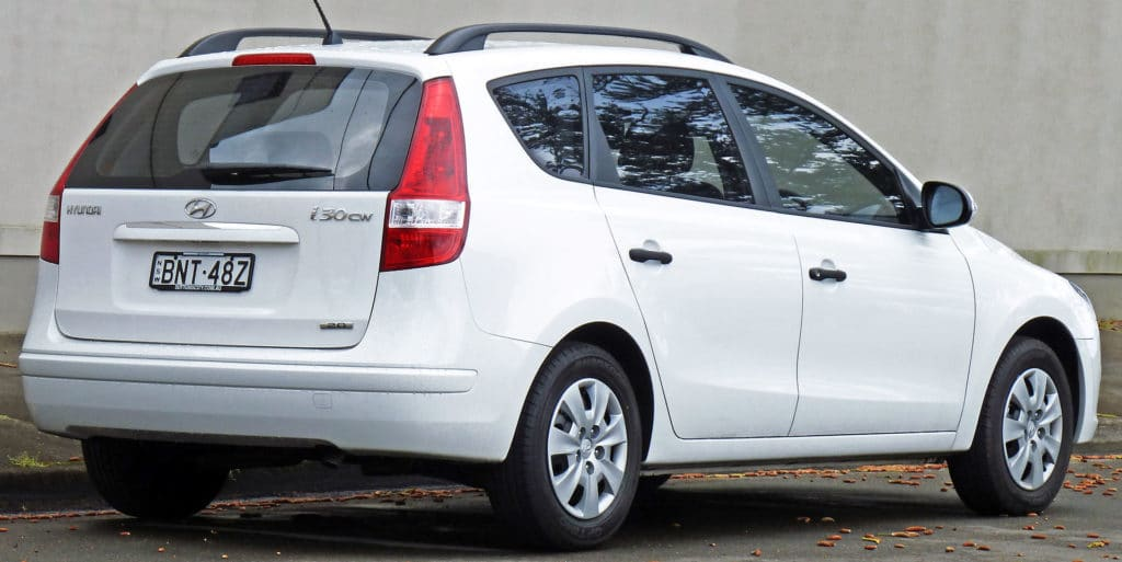 Hyundai i30 (GD), Hyundai i30 Kombi (GD), Hyundai i30 Coupe