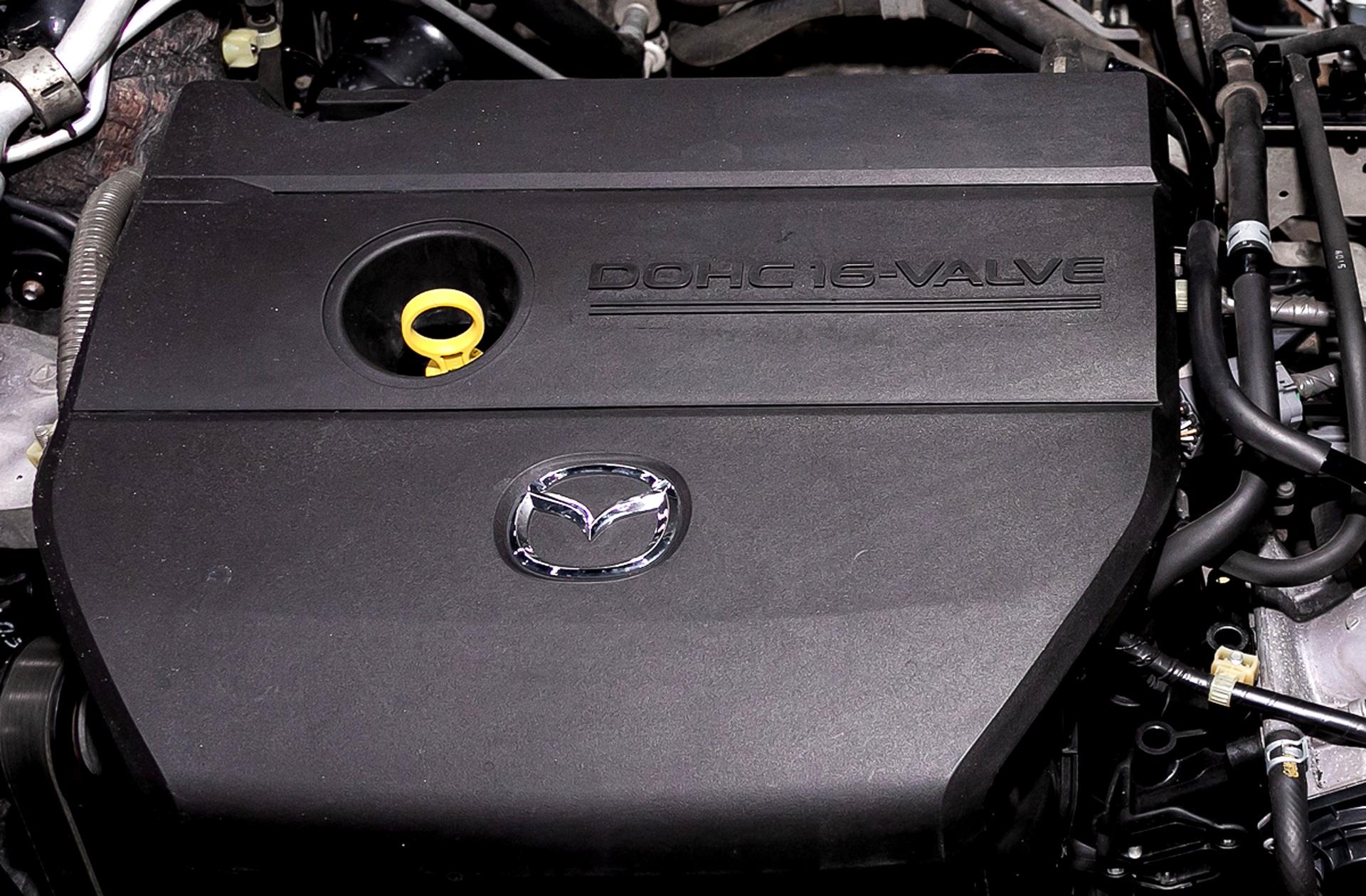 Ölwechsel Mazda 5