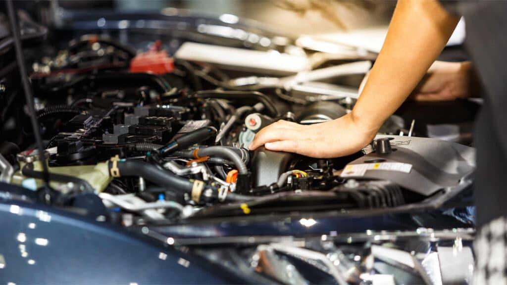 Für Inspektionen beim Mercedes-Benz GLE gilt eine freie Werkstattwahl