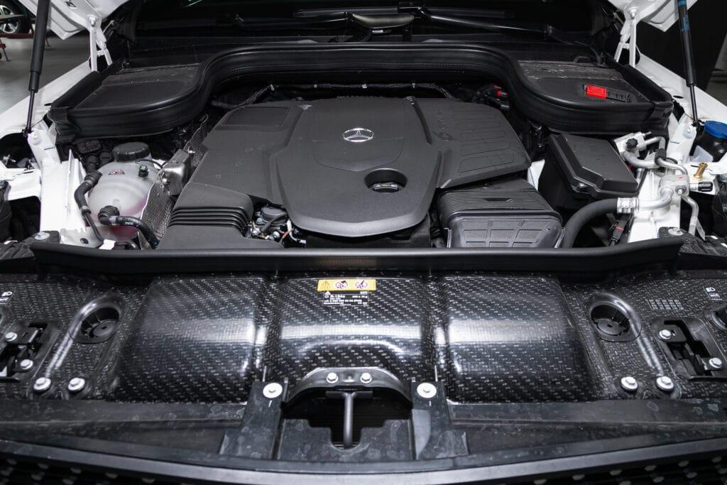 Die Kosten für Inspektionen beim Mercedes-Benz GLE hängen vom Arbeitsaufwand ab
