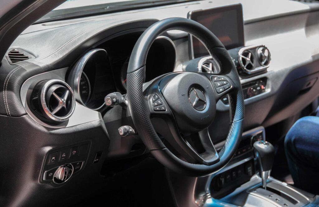 Beim Mercedes-Benz gibt es feste Inspektionsintervalle