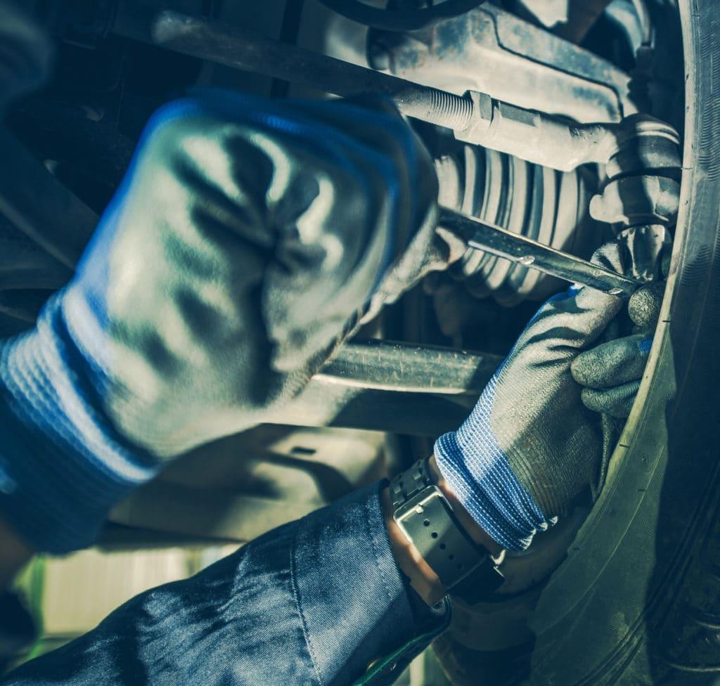 Spurstangenkopf defekt - wie viel kostet die Reparatur?