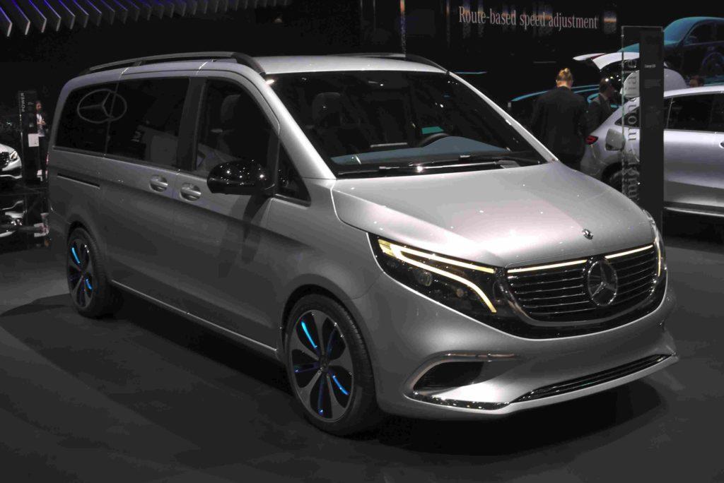 Nur für ältere Modelle der Mercedes-Benz V-Klasse gibt es festgeschriebene Inspektionsintervalle