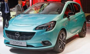 Opel Corsa E