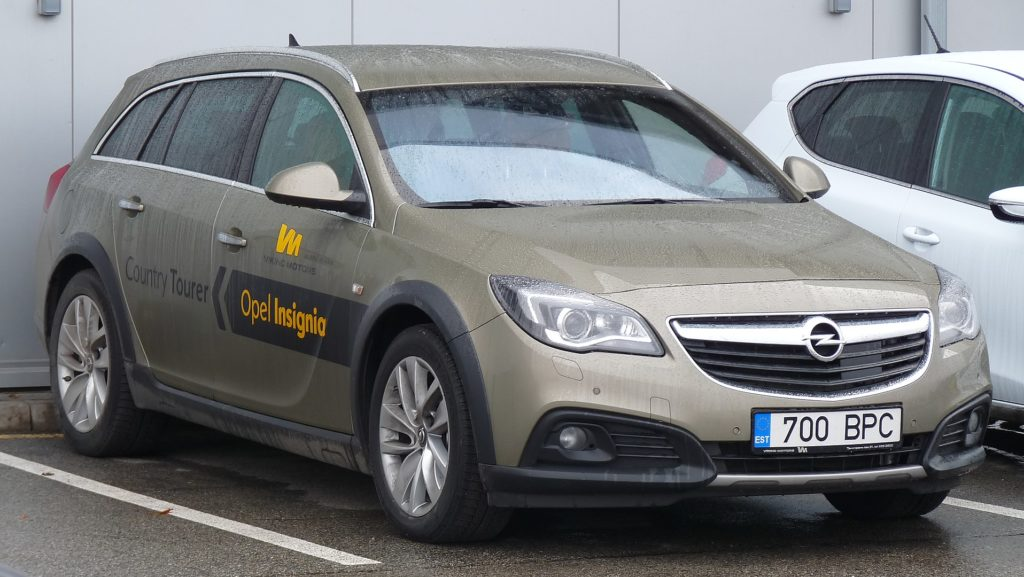 Opel Insignia A Sports Tourer (G09), Opel Insignia A Country Tourer (G09)