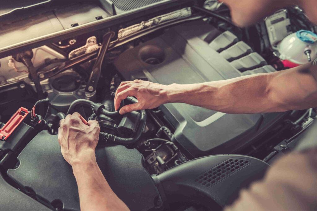 Inspektionen beim Peugeot 207 können in allen Kfz-Werkstätten durchgeführt werden