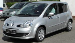 Renault Grand Modus, Renault Modus