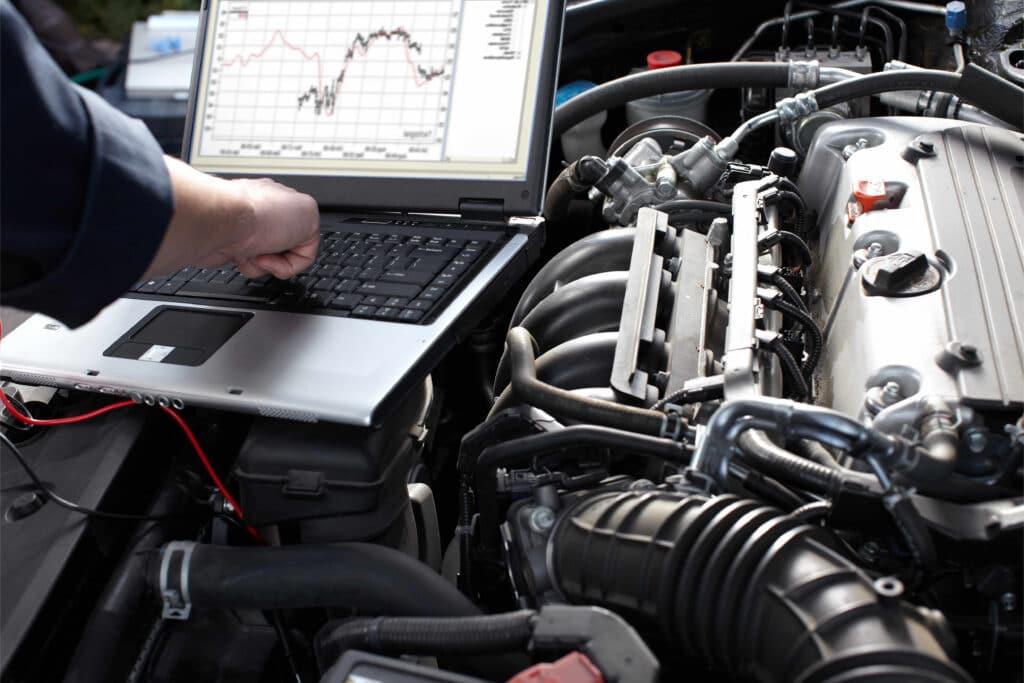 Inspekzionen beim Toyota C-HR können in allen Kfz-Meisterwerkstätten durchgeführt werden