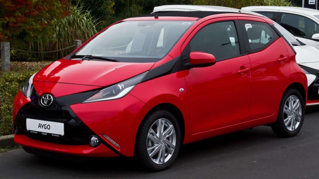 Durch die Inspektionen bleibt der Fahrzeugwert vom Toyota Aygo viele Jahre erhalten