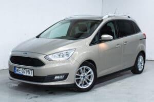 Bremsenwechsel beim Ford C-Max