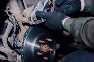 Bremssattel beim Ford C-Max