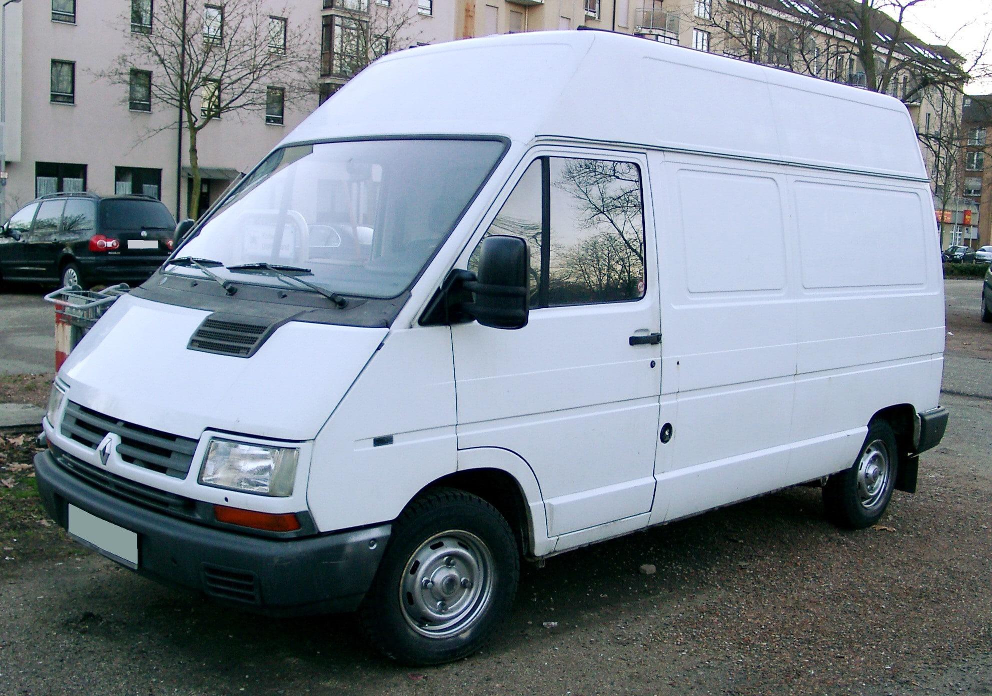 Renault Trafic Kasten 1.9 cDi