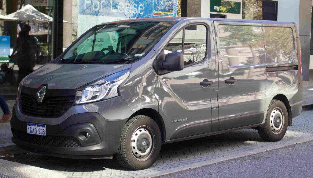 Regelmäßige Inspektionen tragen zum Werterhalt des Renault Trafic bei